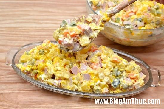 Фото рецепты салат зеленый горошек