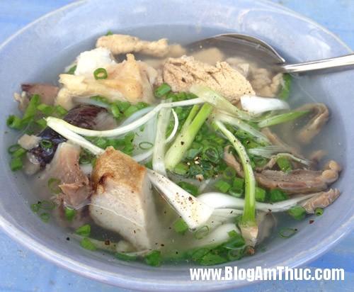 Bánh canh chả cá nhồng Nha Trang Bánh canh miền Trung các bạn nên ăn một lần