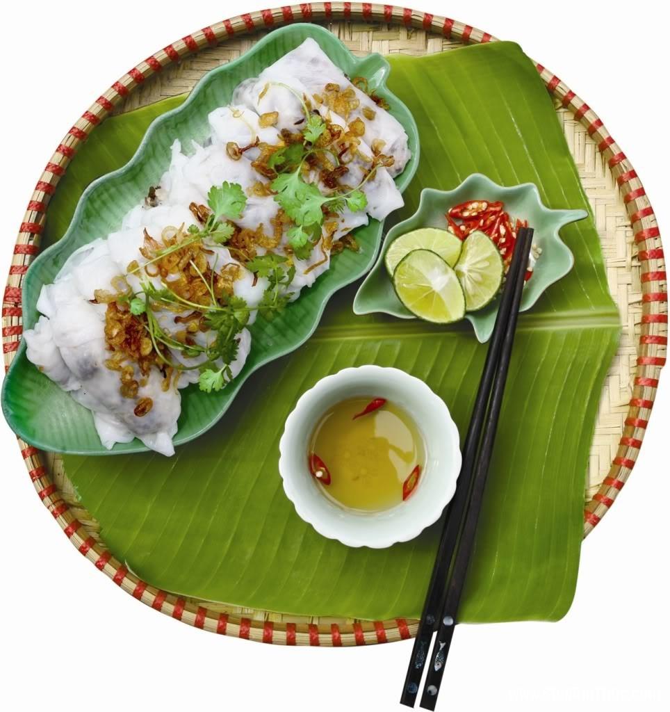 bánh cuốn Hà Nội Những nét đẹp trong văn hóa ẩm thực Hà Thành