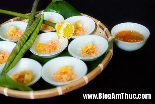 hue mon an tinh te02 Đậm đà văn hoá ẩm thực miền trung