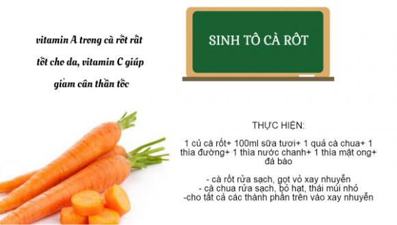 1458021298 4 Những lợi ích đầy bất ngờ của nước ép cà rốt