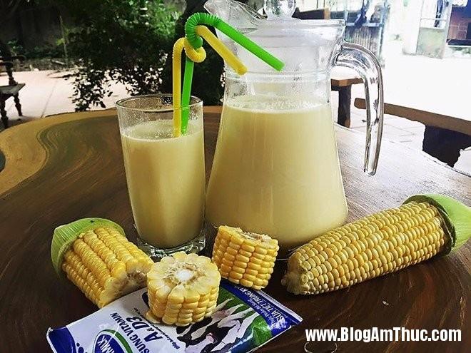 20170316174249 sua ngo Cách làm sữa ngô thơm ngon, bổ dưỡng đảm bảo vệ sinh tại nhà