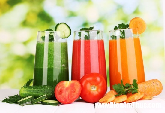 Drink2 550x376 5 loại thức uống hàng đầu giúp bạn giảm cân nhanh nhất