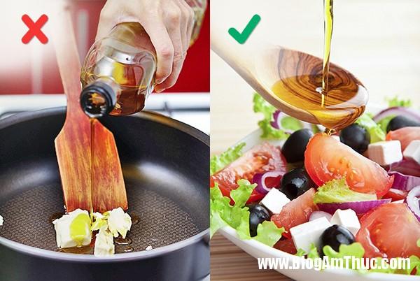 Những sai lầm trong nấu nướng làm hỏng món ăn của bạn3 Những điều sai lầm trong nấu nướng làm hỏng món ăn của bạn