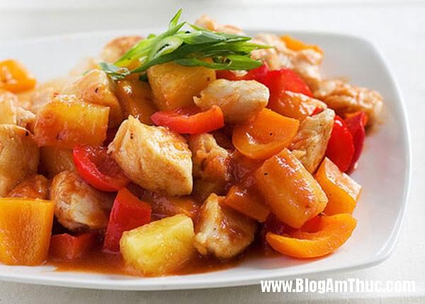 photo 0 1492043458672 Hướng dẫn nấu món gà xào chua ngọt