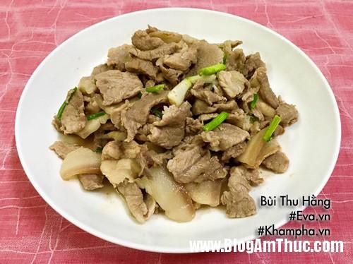 thuc don 5 mon don gian ma ngon cho bua com chieu mon ngon 3 Làm thực đơn 5 món đơn giản mà ngon cho bữa cơm chiều