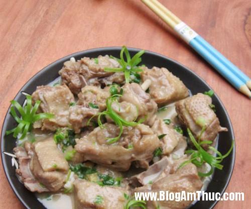 vit om nuoc cot dua e1489145853674 Nấu món vịt om nước cốt dừa cho bữa cơm chiều thêm ngon khó cưỡng