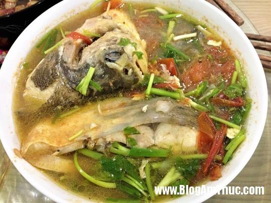 cach lam ca chim nau ngot mon an giai nhiet ngay he 4 Cách để làm cá chim nấu ngót, món ăn giải nhiệt ngày hè