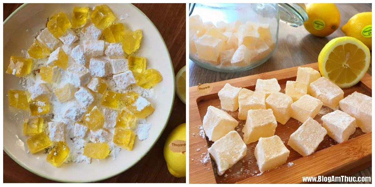 lamkeochanh1 Cách làm 2 loại kẹo cho bé ho đến mấy cũng hết trong tích tắc
