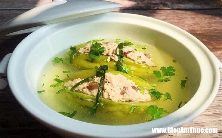 recipe cover r27683 Cách nấu món canh khổ qua nhồi thịt cho một năm mới cái khổ qua đi