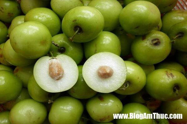 cach lam mut tao xanh 2 Công thức làm mức táo xanh đơn giản tại nhà