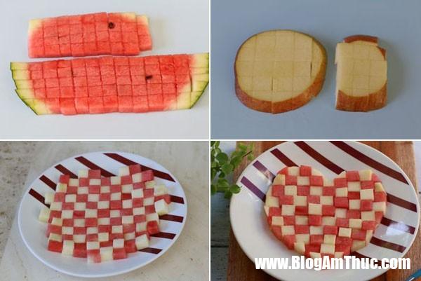 trang tri trai cay 6 15299215439581358943254 3 cách trang trí trái cây bắt mắt sinh động mà cực đơn giản