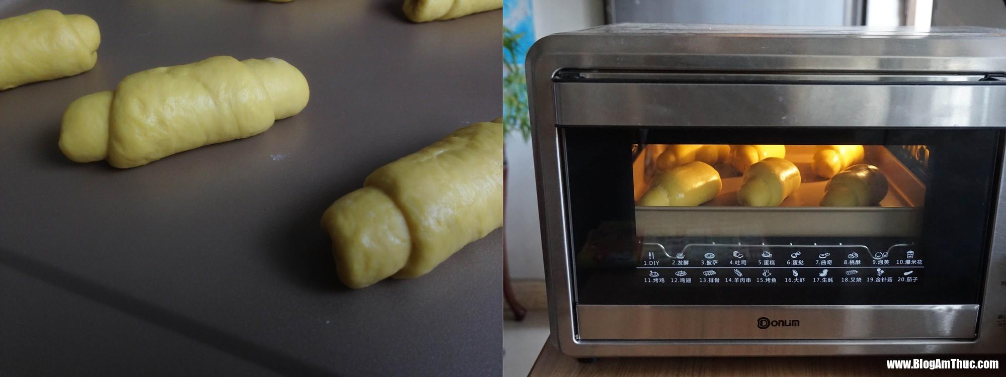 banh mi xoai 5 15338772535221610929947 Công thức làm bánh mì xoài mềm ngọt, thơm lừng, cả nhà thích mê