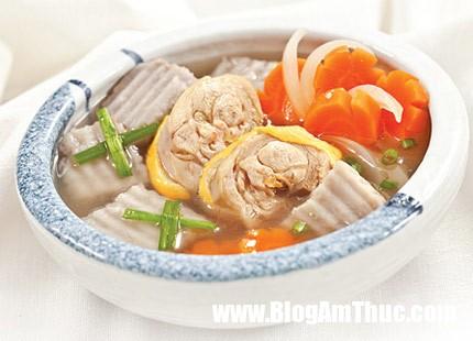 7 mon canh khoai ngon giup ban thay doi thuc don cho ca tuan c167e8 Canh khoai dễ nấu, làm mát cơ thể và đổi vị cho cả gia đình