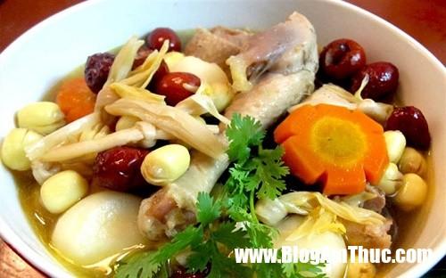 Nhung mon ngon tu thit ga 0 1541062887 466 width500height312 Những món ăn từ thịt gà: Thơm ngon, bổ dưỡng