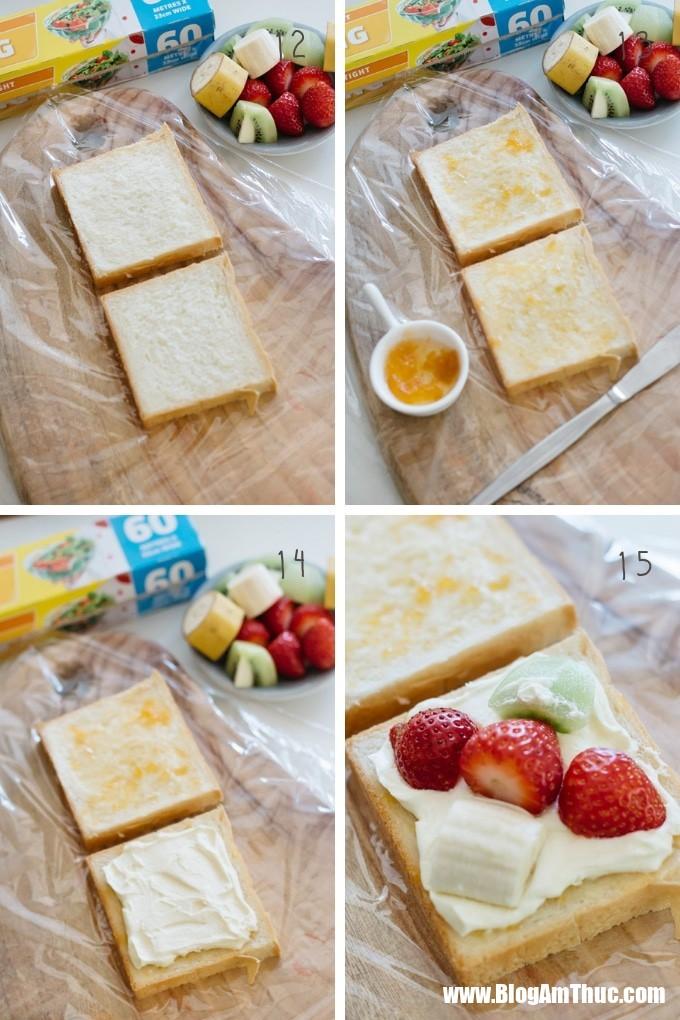 5 1 1545746628321726561096 Ăn trưa với bánh sandwich tự làm để cung cấp đủ vitamin