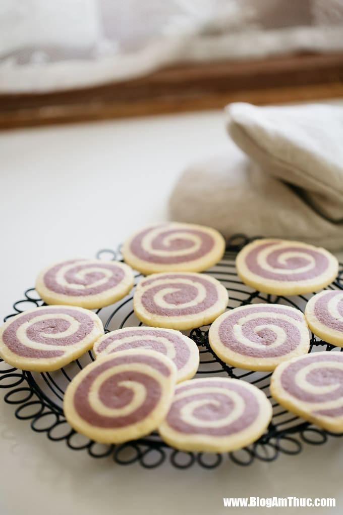 spiral update and cookie 12 15456637229531304075345 Rảnh rỗi làm bánh quy khoai lang tím thơm ngon mời cả nhà