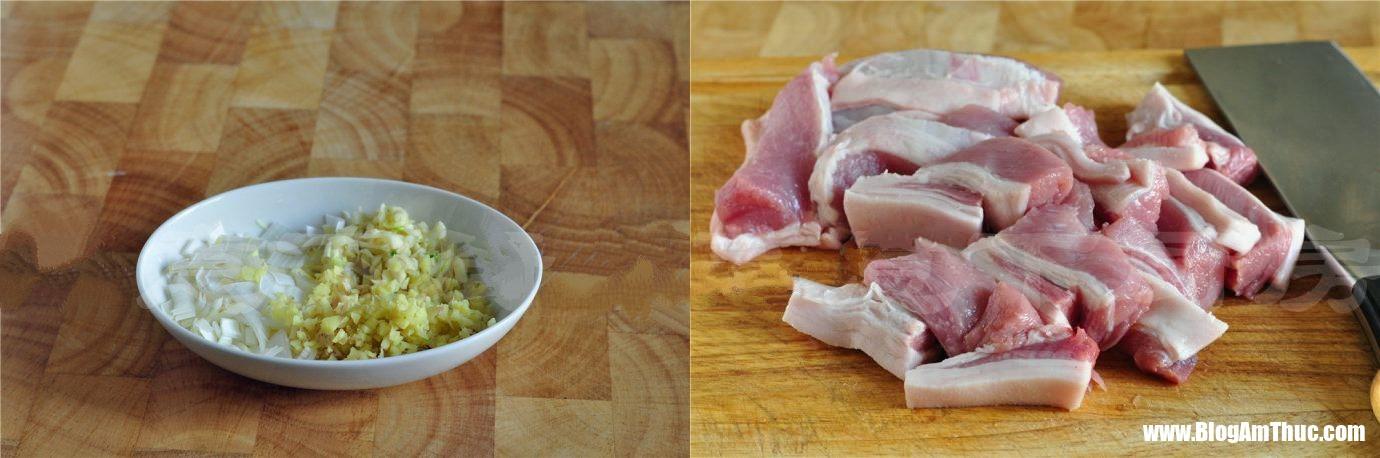 cha hap 1 15475520483011742756580 Cách làm món chả thịt hấp dùng được một tháng cho ngày Tết