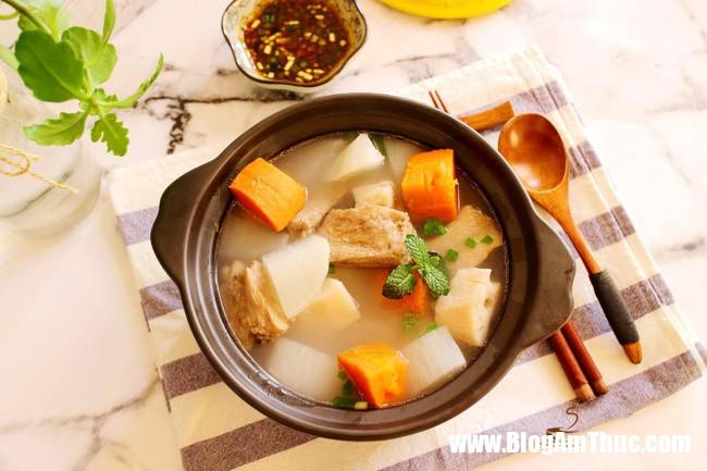 yuan72a5e35fdfceef276ddef443ead61cc9 154863696927219316580661 Sau 3 ngày Tết cần nhất là món ăn thanh đạm như canh rau củ