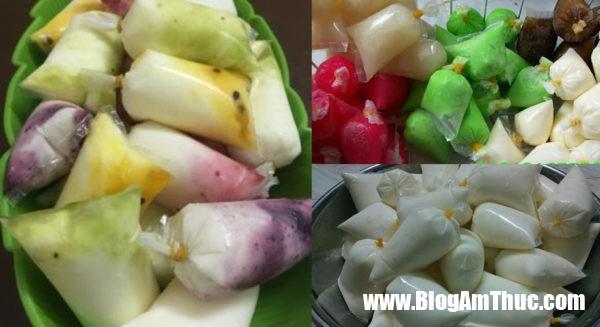 cach lam sua chua tui 5 600x327 Lưu ý gì khi làm sữa chua túi vị hoa quả?