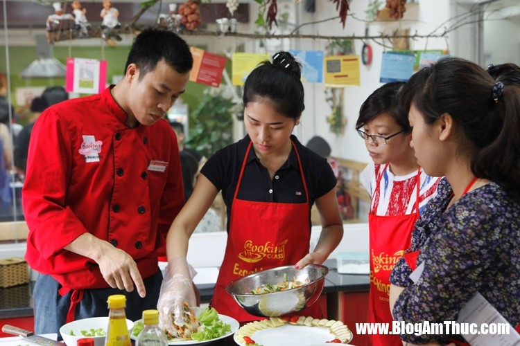 EZcooking CDDD Nau an Những điều cần phải lưu ý khi học nghề nấu ăn